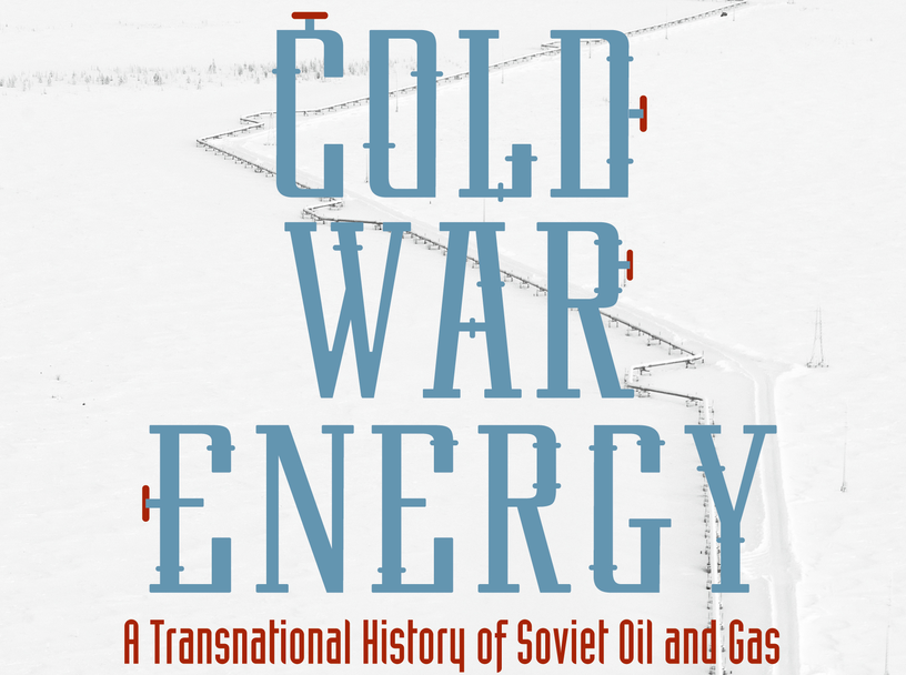 Cold War Energy Book Cover